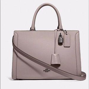 Coach Zoe carryall bag